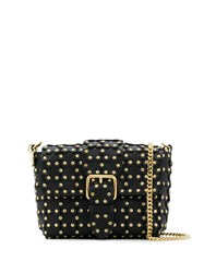Red Valentino V Flower Puzzle Bag Black
