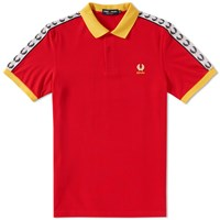 Fred Perry Country Polo 'Spain' Red