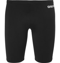 Arena Solid Max Life Swimming Jammers Black