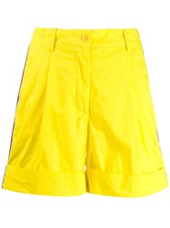 P.A.R.O.S.H. Simple Shorts Yellow