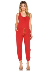 Kain Label Hudson Jumpsuit Orange