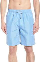 Peter Millar Mazed And Confused Swim Trunks Ceramic