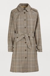 A.P.C. Ava Trench Beige