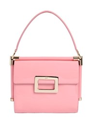 Roger Vivier Small Miss Viv Patent Leather Bag