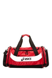 Asics Edge Small Duffle Red