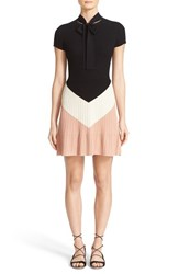 Red Valentino Women's Rib Knit Sweater Dress