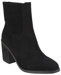 Rocket Dog Dannis Zip Up Ankle Boots Black