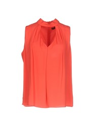 Space Style Concept Tops Coral