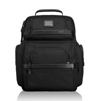 Tumi Alpha Business T Pass Business Class Brief Pack Black