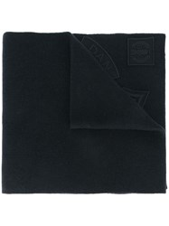 Dsquared2 Patched Scarf Black
