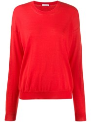 P.A.R.O.S.H. Slouchy Round Neck Jumper 60