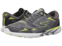 Skechers Go Meb Speed 3 Charcoal Lime Men's Running Shoes Green
