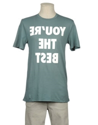 Local Celebrity Short Sleeve T Shirts Deep Jade