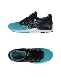 Asics Tiger Sneakers Light Green