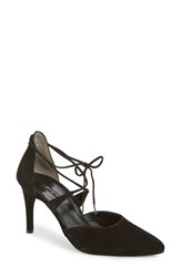 Women's Paul Green 'Helena' Pump Black Suede