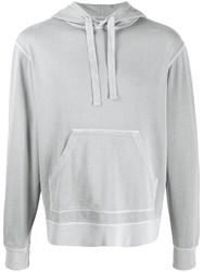 Officine Generale Relaxed Fit Hoodie 60