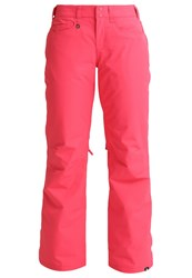 Roxy Backyard Waterproof Trousers Paradise Pink
