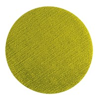 Chilewich Dot Shag Rug Citron
