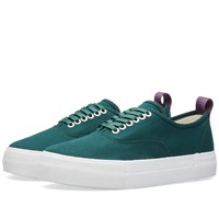 Eytys Mother Canvas Sneaker Green