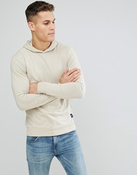 Only And Sons Hooded Sweat Feather Grey