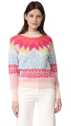 Temperley London Genesis Sweater Almond Mix