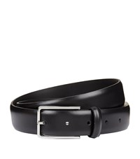 Sandro Classic Leather Belt Black