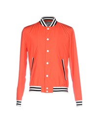 Ice Iceberg Jackets Orange