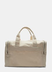 Camiel Fortgens Canvas Sports Bag Naturals
