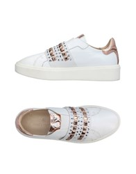 Janet Sport Sneakers White
