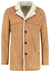 Minimum Timaru Short Coat Cognac