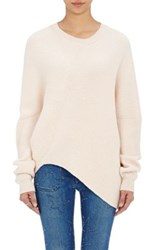Stella Mccartney Women's Wool Oversized Sweater Pink