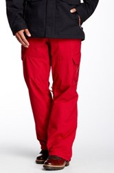 Dc Banshee 15 Snow Pant Red