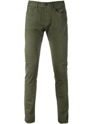 3X1 Tapered Jeans Green