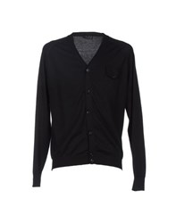 Lab. Pal Zileri Knitwear Cardigans Men Black