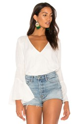 The Jetset Diaries River Top White