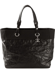 Chanel Vintage 'Biarritz' Tote