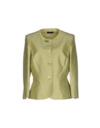 Martinelli Suits And Jackets Blazers Women Acid Green