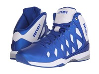 And 1 Unbreakable Bright White Royal Brigth White Men's Basketball Shoes Blue