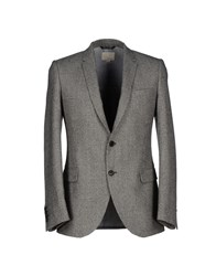 Band Of Outsiders Blazers Light Grey