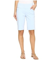 Jag Jeans Ainsley Bermuda Classic Fit Bay Twill Bluebell Women's Shorts