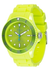S.Oliver Watch Yellow