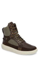 Creative Recreation Men's Desimo High Top Sneaker Demitasse Ash