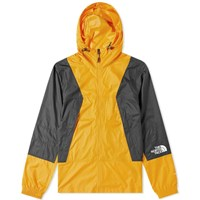 The North Face Mountain Light Windshell Jacket Yellow