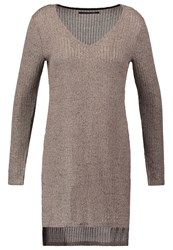Only Onldhaka Jumper Warm Taupe