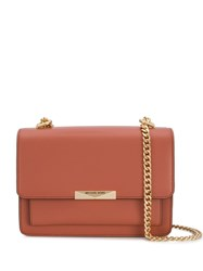Michael Kors Collection Jade Chain Shoulder Bag Pink