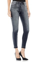 Vince Camuto Two By Grey Released Hem Jeans Cobblestone