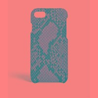 The Case Factory Iphone 7 8 Soft Python Cashmere