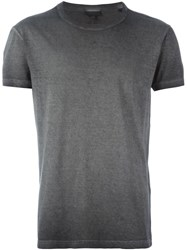 Belstaff Degrade Effect T Shirt Grey