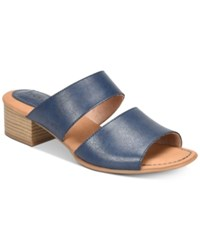 B.O.C. Lyanna Dress Sandals Women's Shoes Navy
