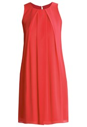 Swing Cocktail Dress Party Dress Sigrot Red